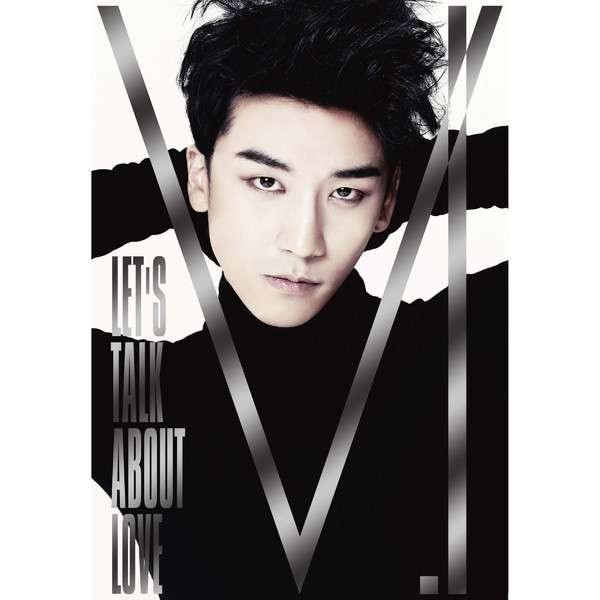 [Album] V.I (SeungRi) - LET'S TALK ABOUT LOVE [Japanese] (MP3 + iTunes Plus AAC M4A)