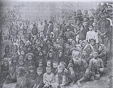 Sobreviventes do ataque ao Caldeirão.