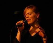 Léah Kline (foto: Cees van de Ven)