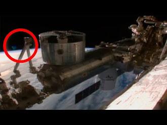 Avistamiento Ovni Captado por la NASA.