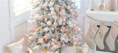 Kara's Party Ideas Blush Pink Vintage Inspired Tree