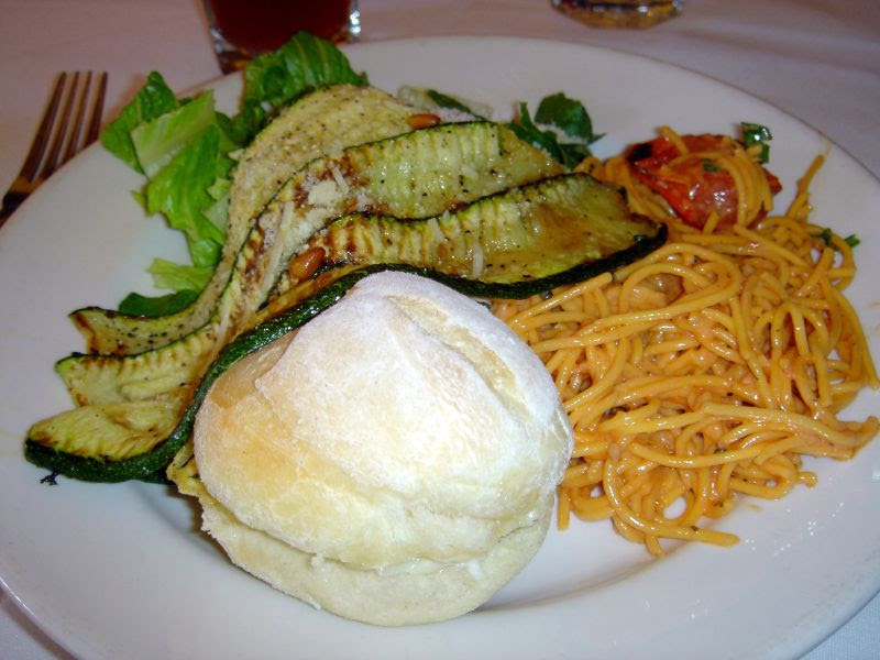 Assorted Buffet Lunch Items