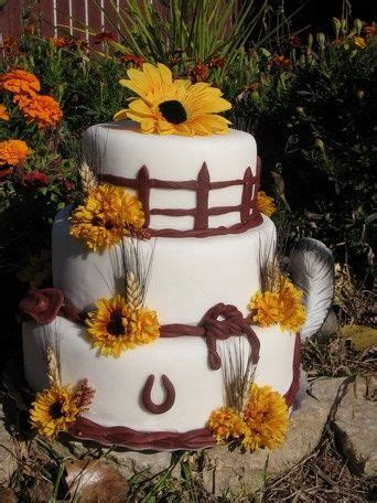 27 best images about Western Wedding cakes on Pinterest