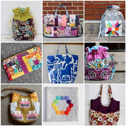 Favorite Bags of 2012 by Jeni Baker
