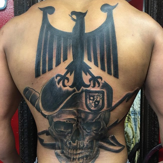 105 Powerful Military Tattoos Designs Meanings Be Loyal 2019