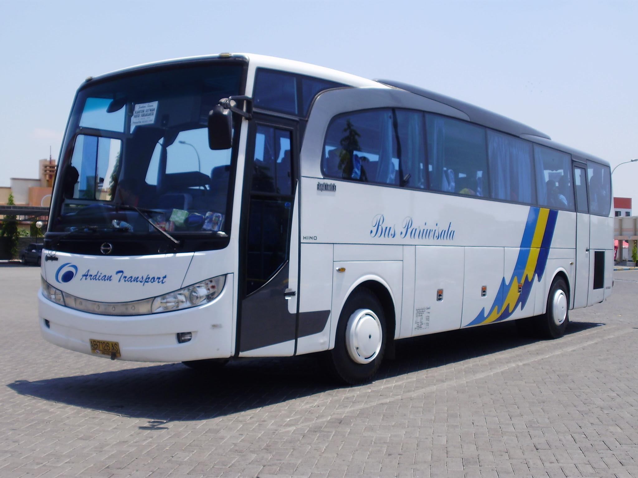 WISATA HEMAT DENGAN BUS PARIWISATA  Phinisi Tour & Travel