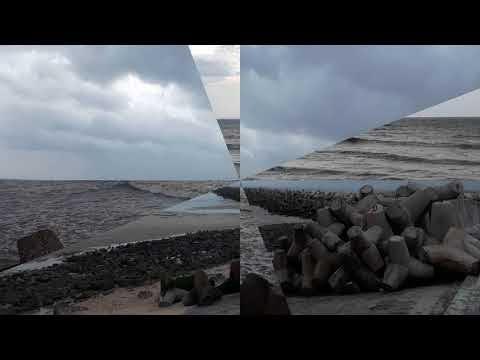 Kiên cố bãi đá nhân tạo ở biển Chánh - Phan Thiết