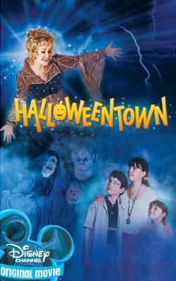 Resultado de imagen de halloween town