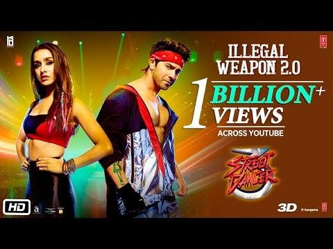 illegal weapon lyrics - Street dancer 3D | varun dhavan