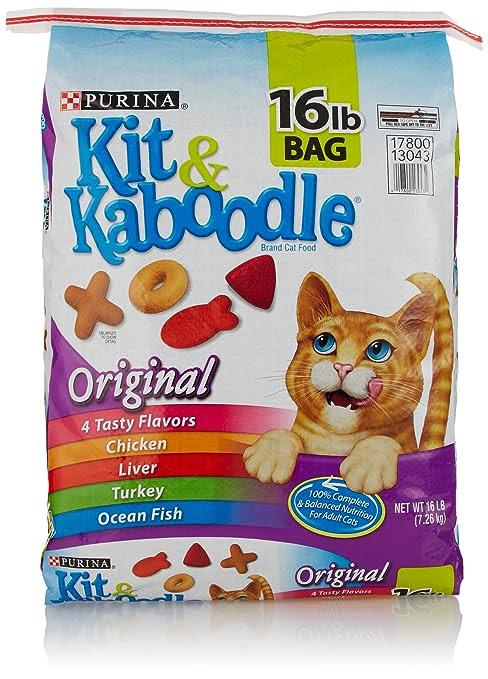 Kit N Kaboodle, 16 lb