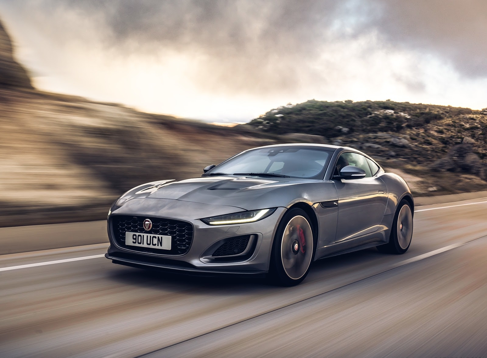 2021 Jaguar F Type P300 Coupe Wallpapers 28 Hd Images Newcarcars