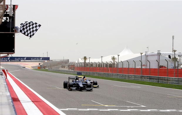 sam bird GP2 bahrein (Foto: Glenn Dunbar / GP2)