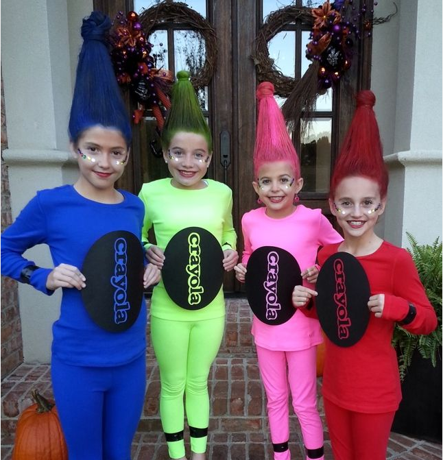 Best Costumes For Best Friends 15 Diy Halloween Costume Ideas For
