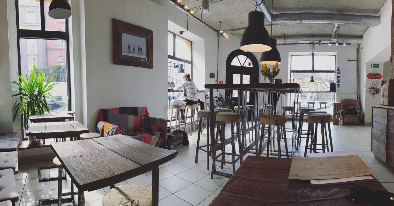 Coffee Synergia Katowice Dwa Miejsca