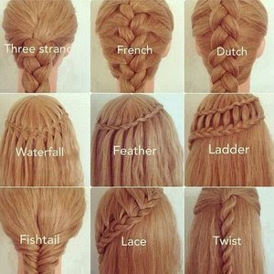 Please read. Cute hairstyles for the first day of school ...