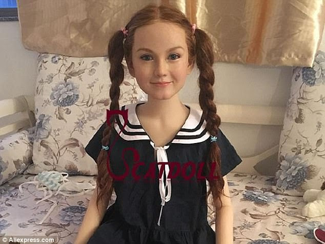 Lifelike sex dolls looking as young as five-year-old girls are being imported into Australia with the police claiming it is a growing trend