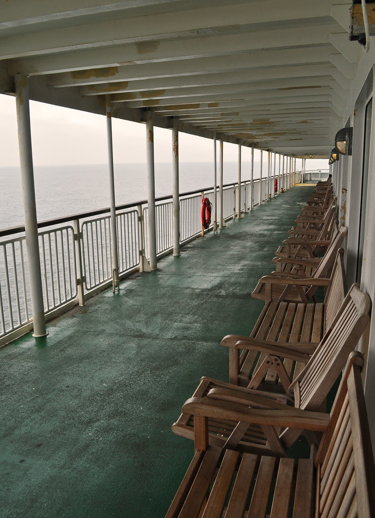 Deck Chairs (2)