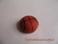 basketball topper