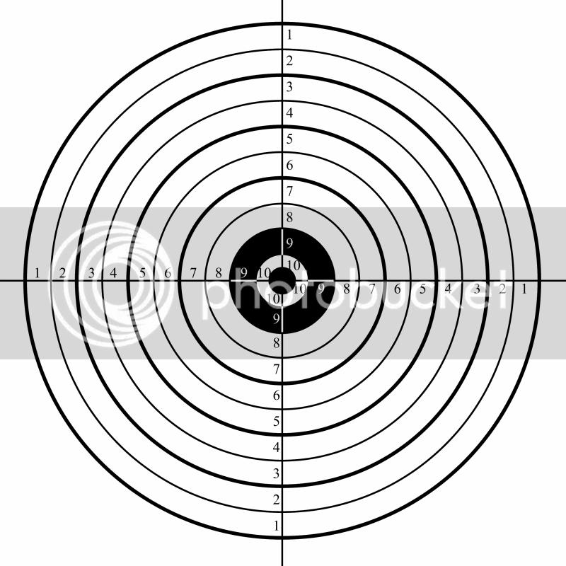 Printable Targets – March 2017 Calendar