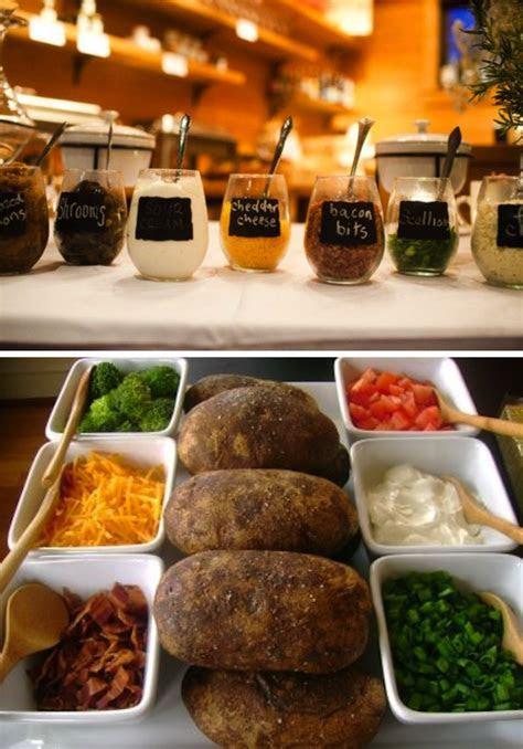 Best 25  Potato bar ideas on Pinterest   Baked potato bar
