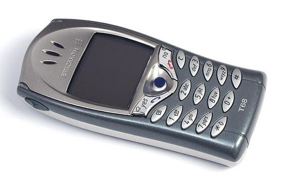 6. Ericsson T68