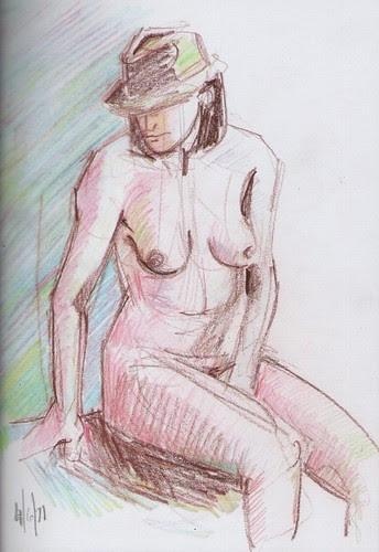 quick life sketches 003 by dibujandoarte