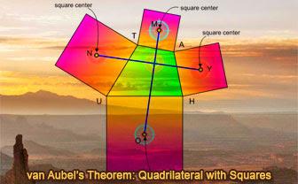Online Math: van Aubel's Theorem.
