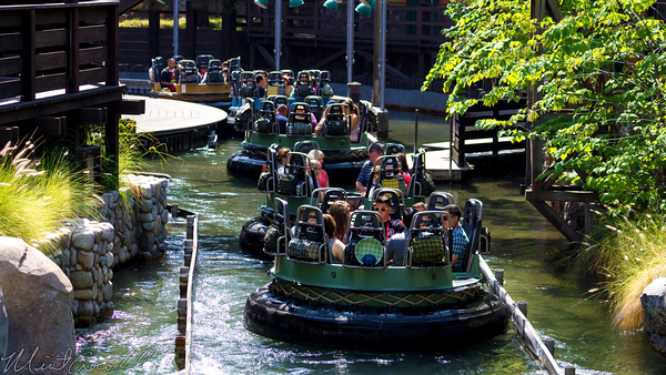 Disneyland Resort, Disneyland60, Disney California Adventure, Grizzly, Peak, Grizzly, River, Run