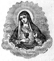 Immaculate Heart Of Mary Sacred Heart Of Mary Sorrowful Heart Of Mary