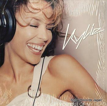 MINOGUE, KYLIE can't get you out of my head