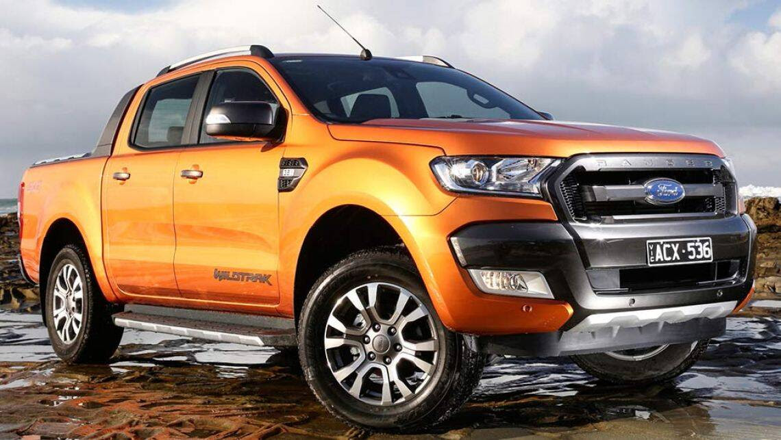2016 Ford Ranger Wildtrak Australia | 2017 - 2018 Best Cars Reviews