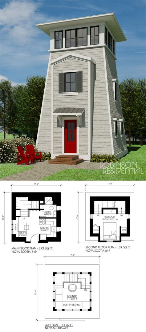 tower house ideas  pinterest small wooden