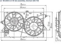 1995 Mustang Gt Radiator Fan Wiring Diagram