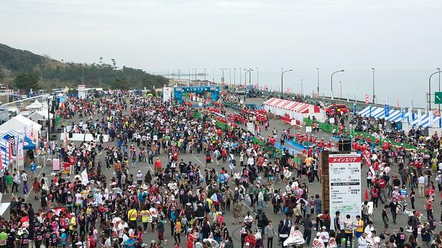 Shonan Marathon 2011