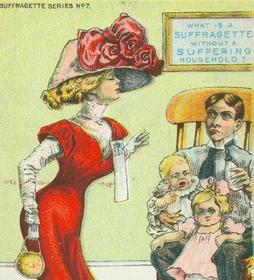 Suffragette Household