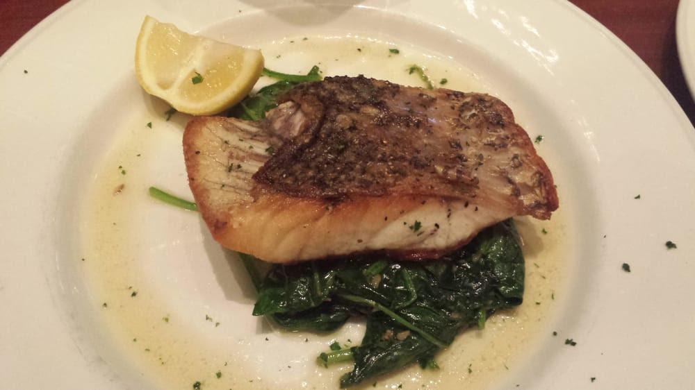 Naples Ristorante e Pizzeria - Anaheim, CA, United States. Pesce de giorno ($23.00)