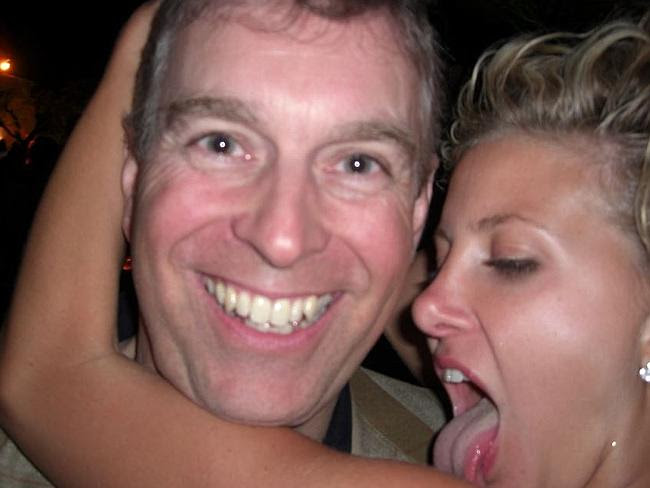 Named ... Prince Andrew has denied ever having sex with Virginia Roberts. Picture: Suppli