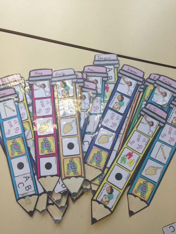 Editable Writing Target Cards Pencils - Twinkl   For Educators ...