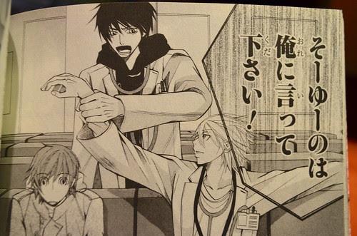 Junjou Romantica - manga vol. 16 Limited edition.