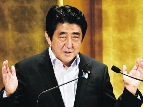 Nhật Bản, Abe, giải thích hiến pháp, lực lượng phòng vệ, Hoa Đông, Trung Quốc, Senkaku, Điếu Ngư