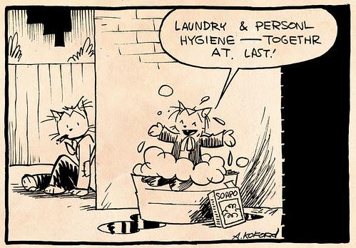 Laugh-Out-Loud Cats #2045 by Ape Lad