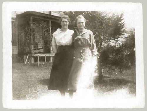 Faye and Grace