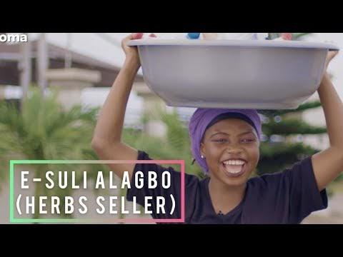 Comedy Video: Taaooma – E-Suli The Herbs Seller