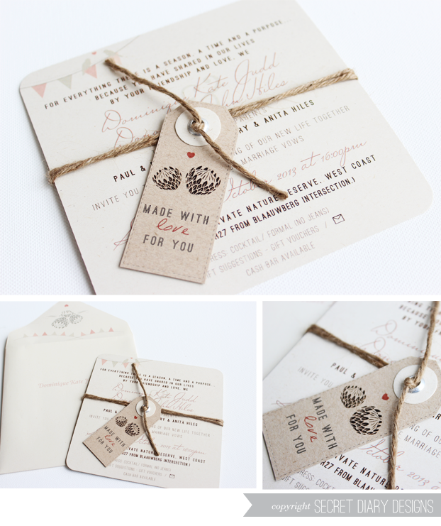 Wedding Invitations Quirky