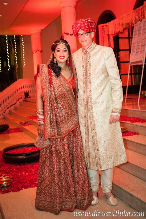 Tom and Natasha   Divya Vithika Wedding Planners