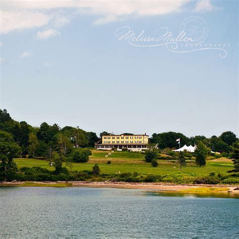 Chebeague Island Inn Maine Wedding   Melissa Mullen