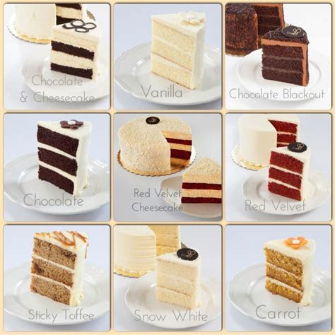 Cake flavor options for your next celebration cake   Cake
