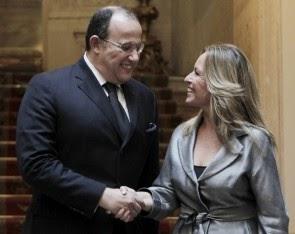 Indignante. Non son informes lo ue hay que pedir. Espana dece cooperar con Argelia y la RASD en la lucha antiterrorista