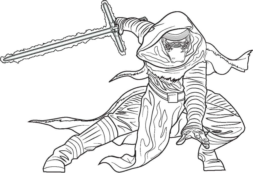 Star Wars Coloring Pages Hard - Coloring And Drawing