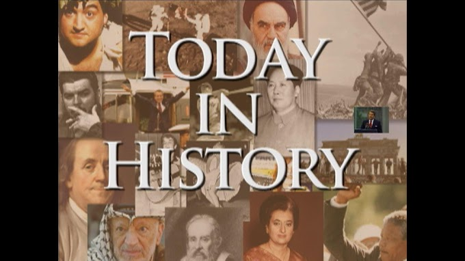 Today in History for June 12th